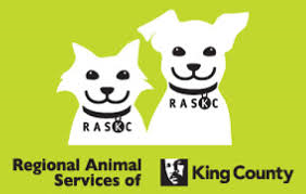cat and dog logo RASKC