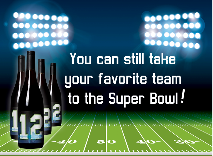 Take the Seahawks to the Super Bowl…parties!