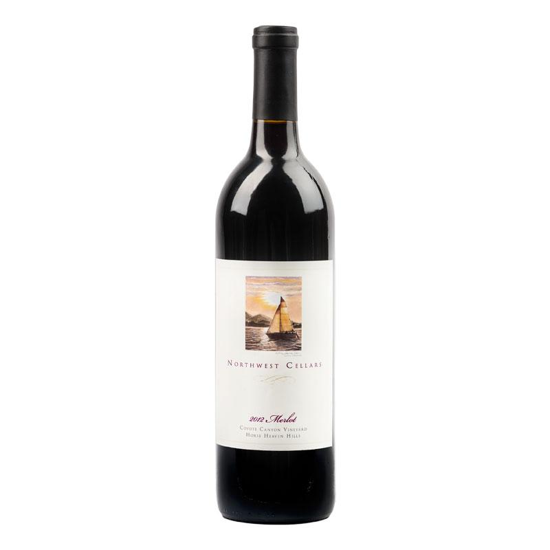 2012 Merlot Coyote Canyon Vineyard