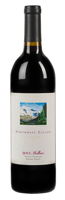 Northwest Cellars Malbec 2014 st