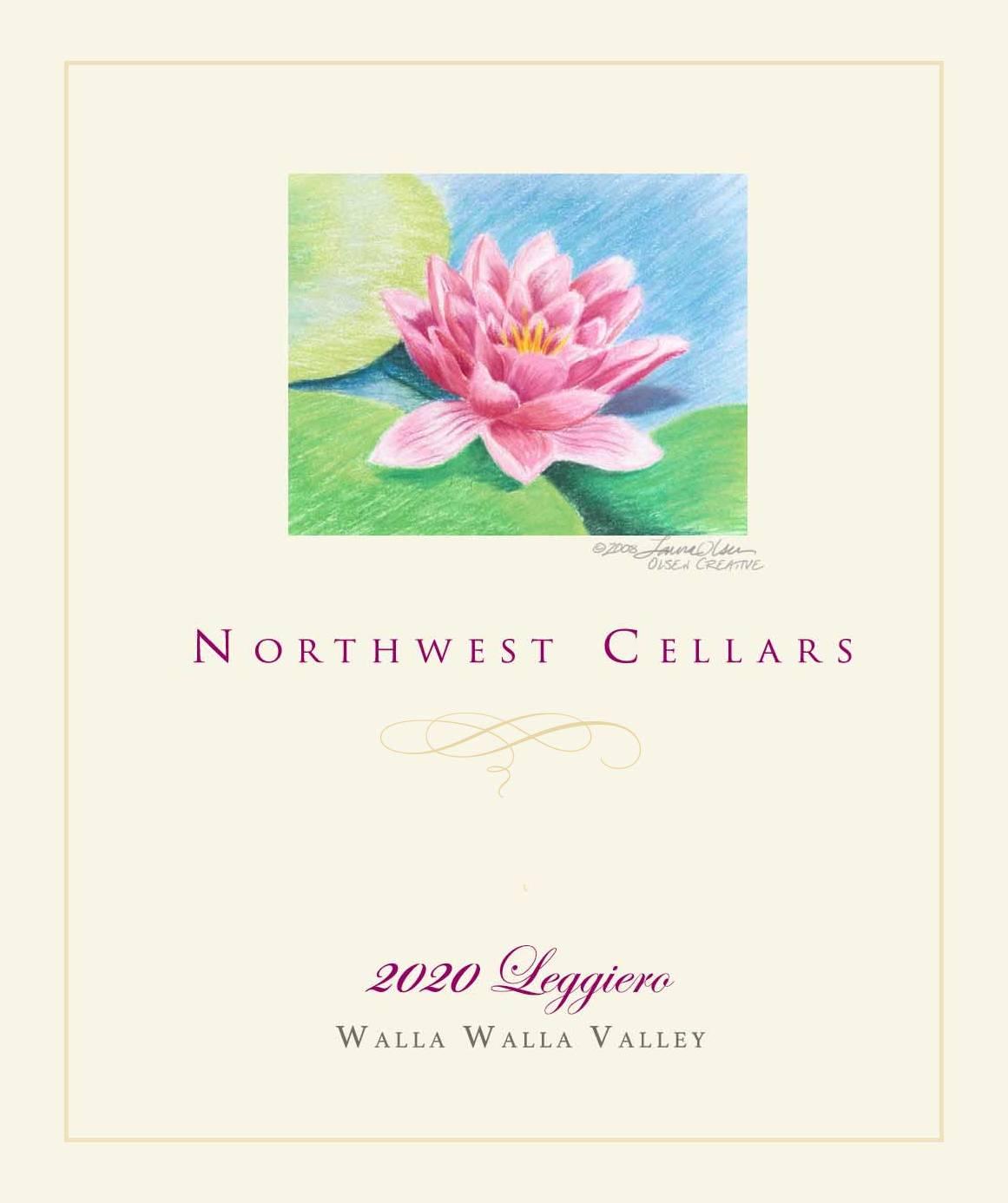 Northwest Cellars Leggiero