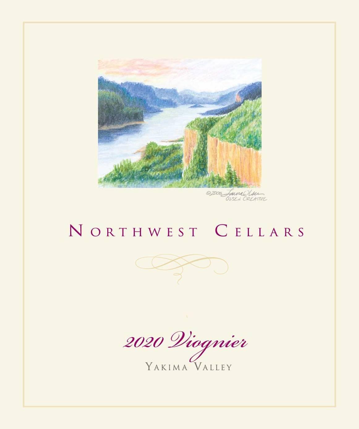 Northwest Cellars Viognier