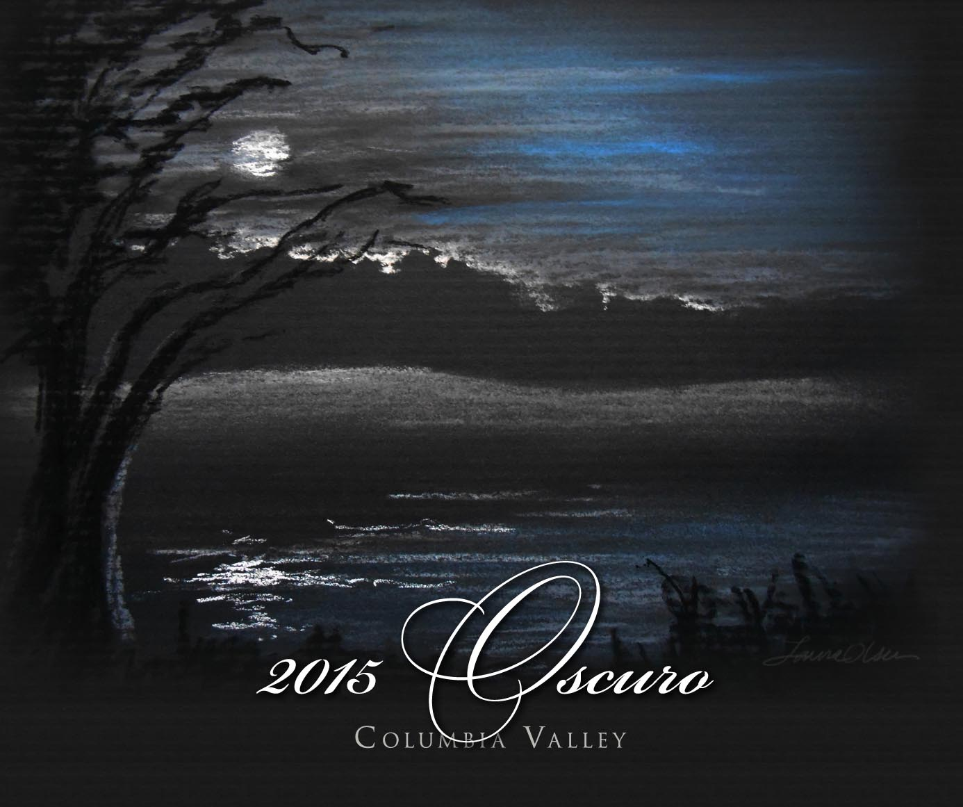 2015 Oscuro Columbia Valley