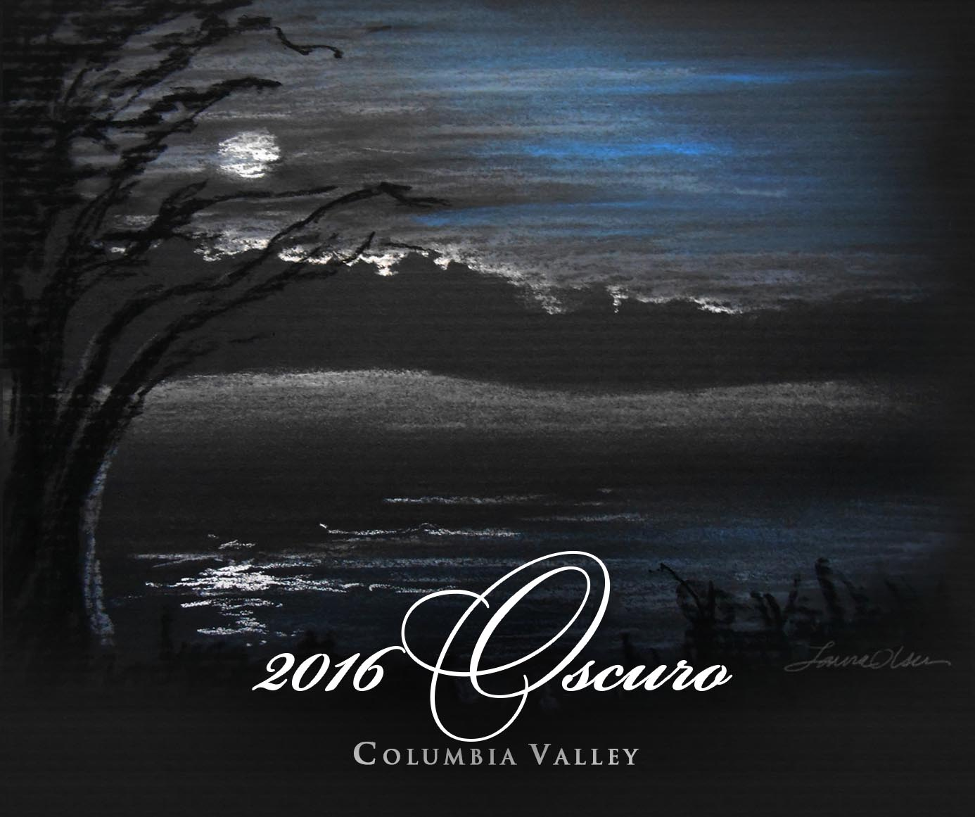 2016 Oscuro Columbia Valley